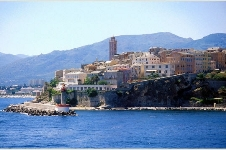 Car rental in Bastia, France
