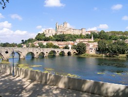 Car rental in Beziers, France