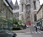 Car rental in Rouen, France